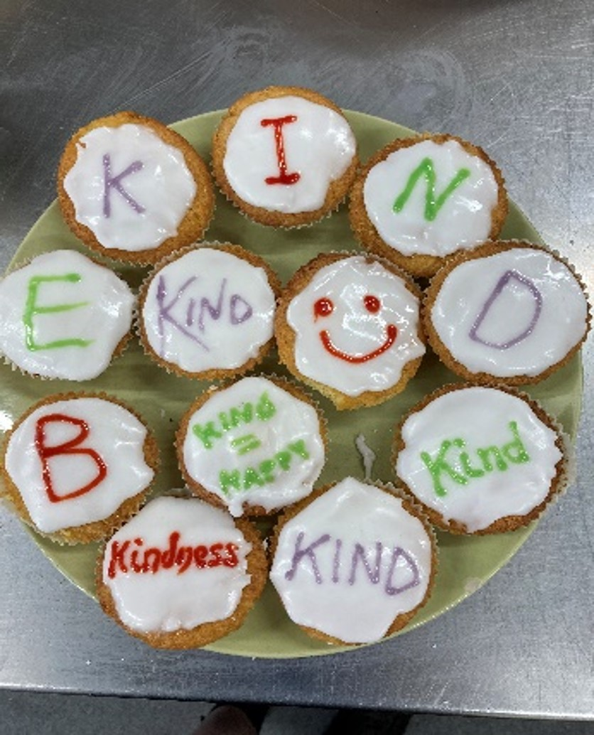 Kindness cakes